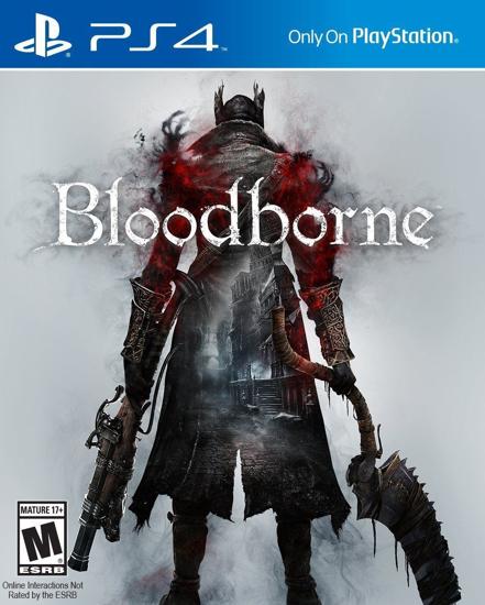 Bloodborne Türkçe Alt Yazı PS4 Oyun. ürün görseli