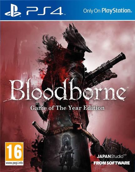 Bloodborne Game of the Year Edt. ürün görseli