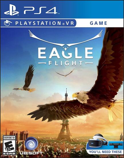 Eagle Flight VR PS4 Oyun. ürün görseli