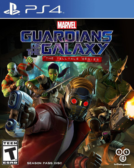 Guardians of the Galaxy PS4 Oyun. ürün görseli
