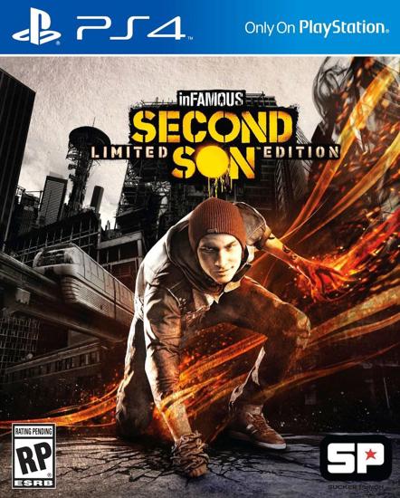 infamous Second Son Türkçe Alt Yazı ve Dublaj PS4 Oyun. ürün görseli