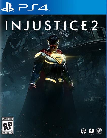 Injustice 2 PS4 Oyun. ürün görseli