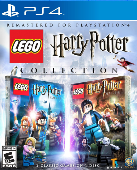 Lego Harry Potter Collection PS4 Oyun. ürün görseli