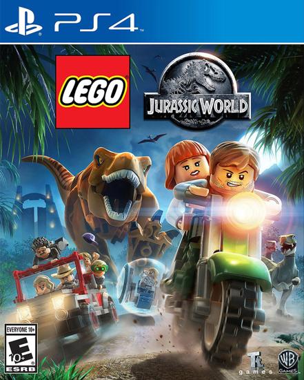 Lego Jurassic World PS4 Oyun. ürün görseli