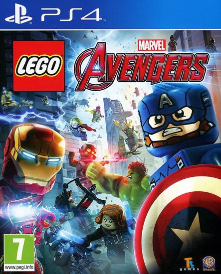 Lego Marvel Avengers PS4 Oyun. ürün görseli