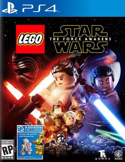Lego Star Wars The Force Awakens PS4 Oyun. ürün görseli