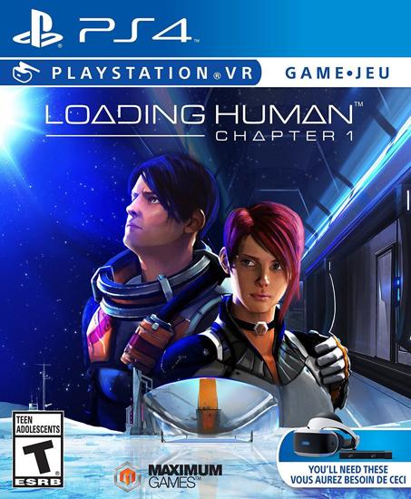 Loading Human Vr Chapter 1 PS4 Oyun. ürün görseli