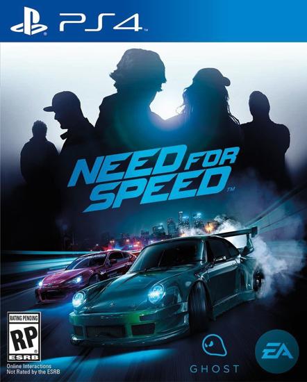 Need For Speed PS4 Oyun. ürün görseli