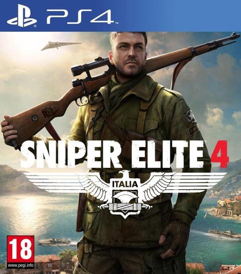 Sniper elite 4 PS4 Oyun. ürün görseli