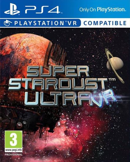 Super Stardust Ultra Vr PS4 Oyun. ürün görseli