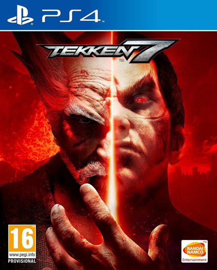 Tekken 7 PS4 Oyun. ürün görseli