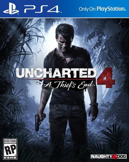 Uncharted 4 Bir Hirsizin Sonu Türkçe Alt Yazı ve Dublaj PS4. ürün görseli