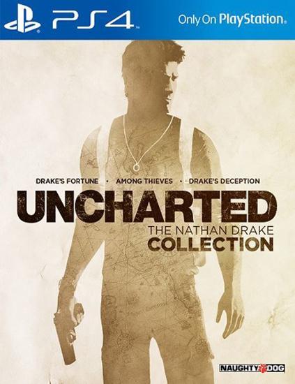 Uncharted The Nathan Drake Collection Türkçe Alt Yazı ve Dublaj PS4 Oyun. ürün görseli