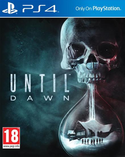 Until Dawn Türkçe Alt Yazı PS4 Oyun. ürün görseli