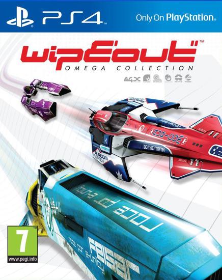 Wipeout Omega Collection Türkçe Arayüz PS4 Oyun. ürün görseli