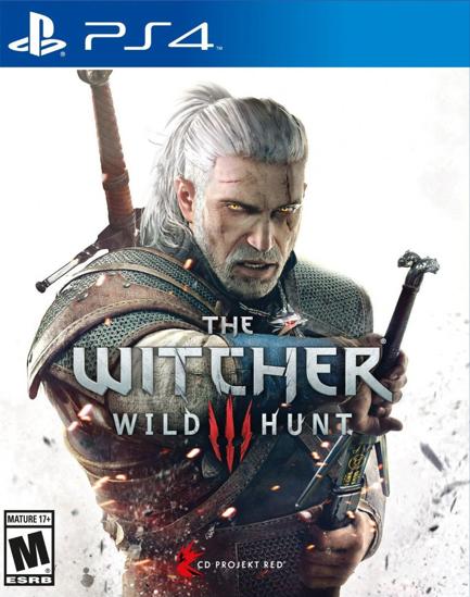 Witcher Wild Hunt PS4 Oyun. ürün görseli