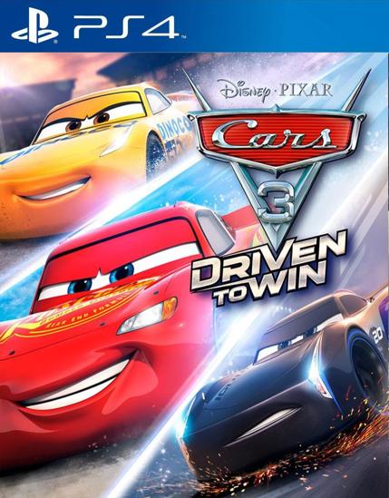 Cars 3 PS4 Oyun. ürün görseli