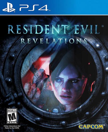 Resident Evil Revelations PS4 Oyun. ürün görseli