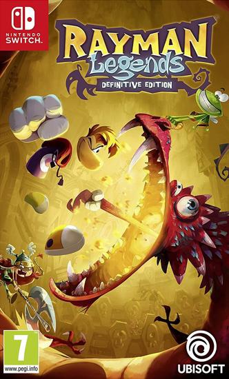 Rayman Legends Switch. ürün görseli