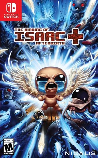 The Binding of Isaac: Afterbirth + Nintendo Switch Oyun. ürün görseli