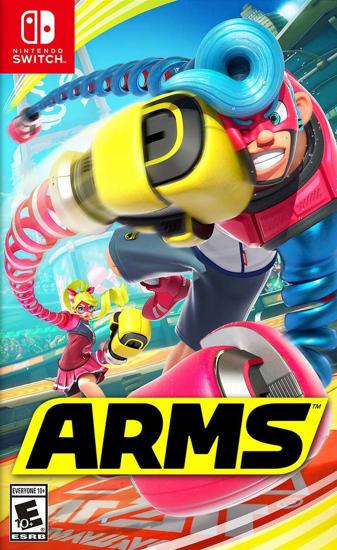 Arms NS Oyun. ürün görseli