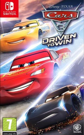 Cars 3 NS Oyun. ürün görseli