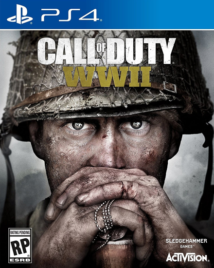 Call of Duty World War 2 PS4 Oyun. ürün görseli