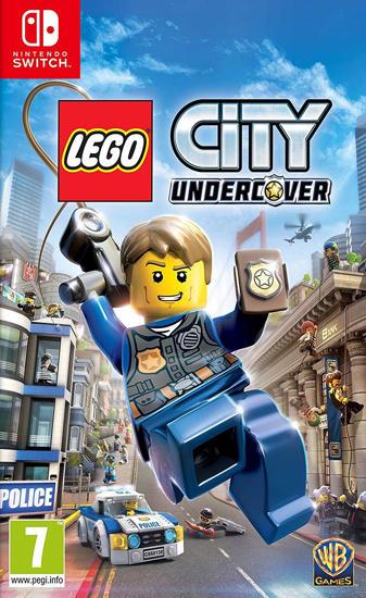 Lego City Undercover NS Oyun. ürün görseli