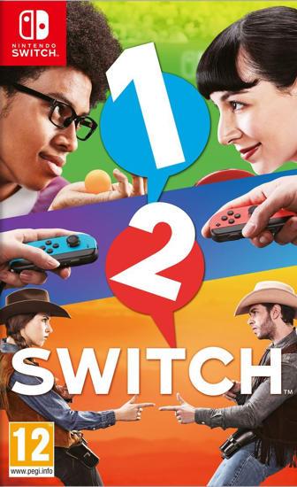 Switch 1-2 NS Oyun. ürün görseli