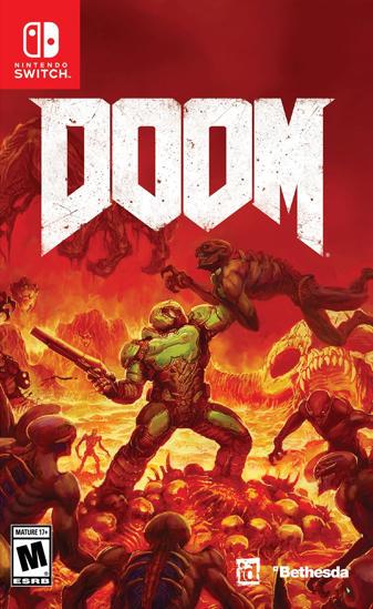 Doom NS Oyun. ürün görseli