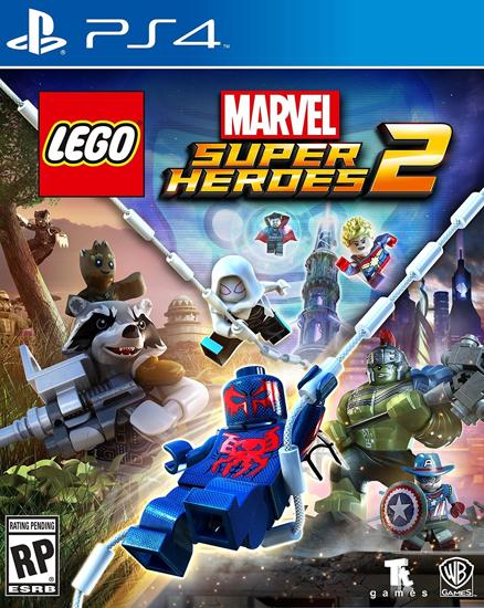 Lego Marvel Super Heroes 2 PS4 Oyun. ürün görseli