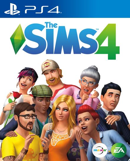 Sims 4 PS4 Oyun. ürün görseli