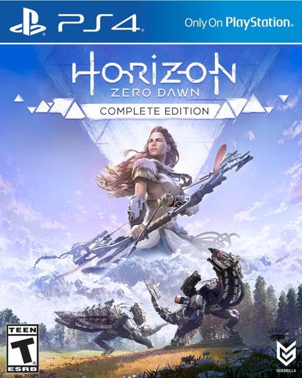 Horizon Zero  Dawn Complete Edition PS4 Oyun. ürün görseli