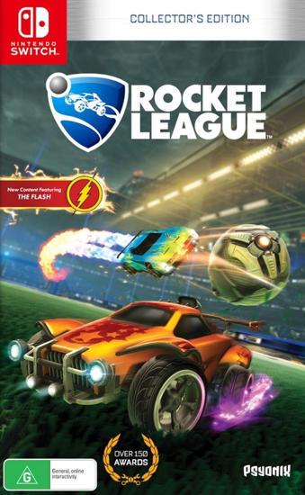 Rocket League NS Oyun. ürün görseli