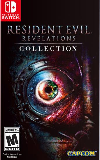 Resident Evil Revelations Collection NS Oyun. ürün görseli