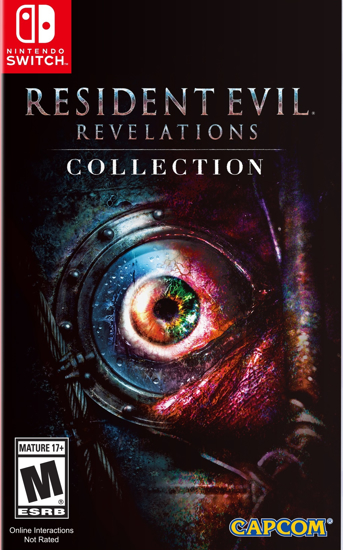 Resident Evil Revelations Collection. ürün görseli