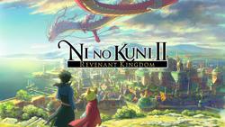 Ni No Kuni II Revenant Kingdom PS4 Oyunu. ürün görseli