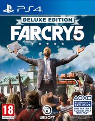 Farcry 5 Deluxe Edition PS4 Oyun. ürün görseli