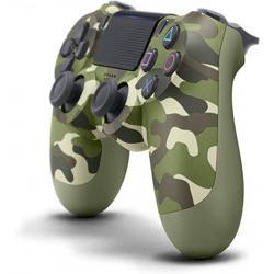PS4 DualShock 4 V2 Yeşil Kamuflaj  (CUH-ZCT2E). ürün görseli