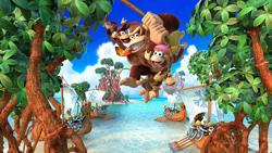 Donkey Kong Country Tropical Freeze Nintendo Switch Oyun. ürün görseli