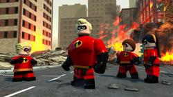 Lego The incredibles  PS4 Oyun. ürün görseli