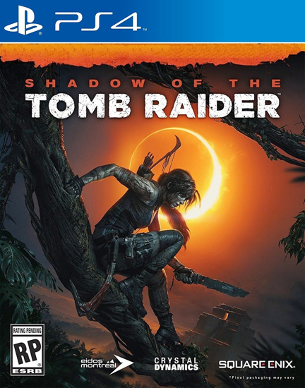 Shadow of The Tomb Raider. ürün görseli