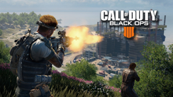 Call of Duty Black Ops 4 PS4 Oyun. ürün görseli