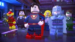 Lego Dc Super Villains PS4 Oyun. ürün görseli