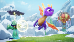 Spyro Reignited Trilogy PS4. ürün görseli