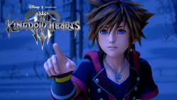 Kingdom Hearts 3 PS4. ürün görseli
