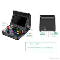 Retro Arcade Konsol. ürün görseli
