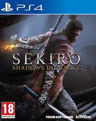 Sekiro Shadows Die Twice PS4. ürün görseli