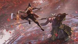 Sekiro Shadows Die Twice PS4. ürün görseli