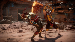 Mortal Kombat 11 PS4 Oyun. ürün görseli